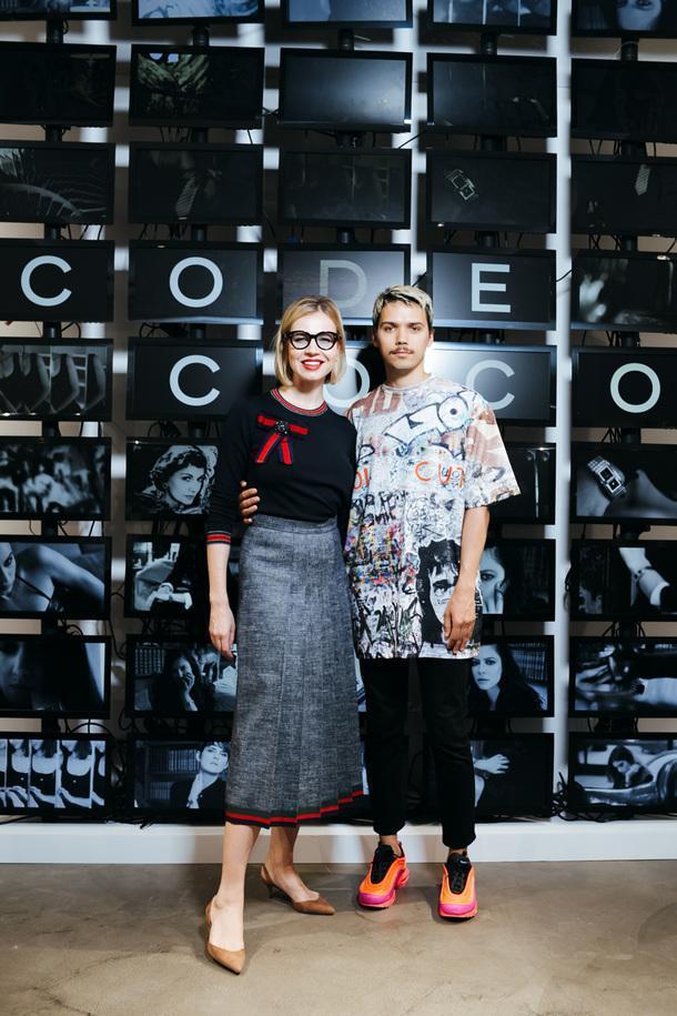 Ксения Тараканова, V Confession, архитектор Гарри Нуриев, Crosby Studios.