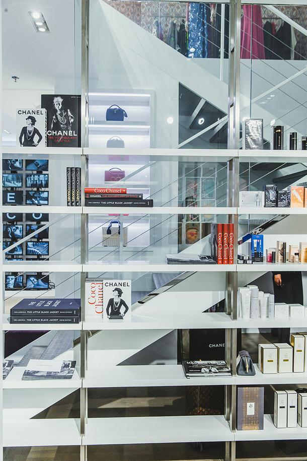 Открытие поп-ап-бутика Chanel Code Coco в Столешниковом переулке