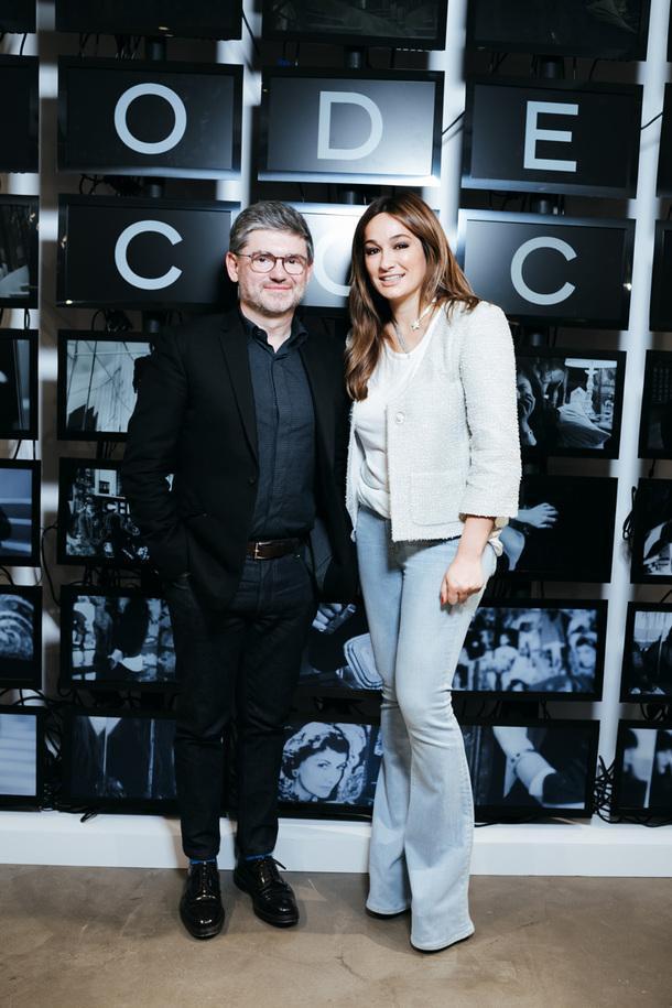 Айсель Трудел, Aizel, Frédéric Grangié, CEO of Chanel Watches & Fine Jewellery.