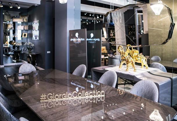 Открытие шоу-рума Giorgio Collection в Москве