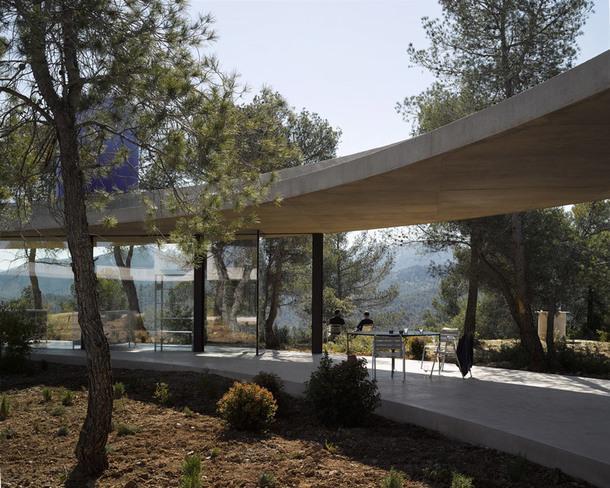 #отпускпообмену: круглый дом в Испании