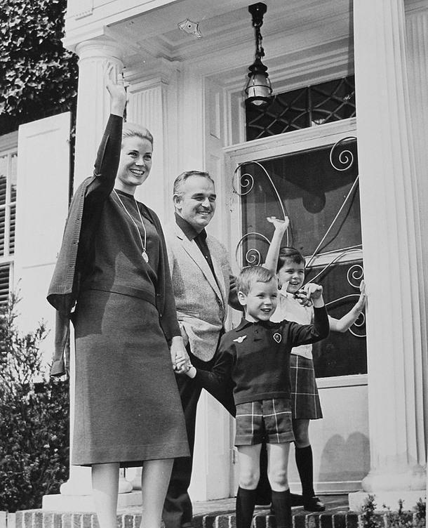 Отреставрированный дом Грейс Келли в США