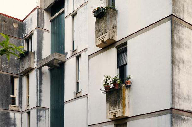 Многоквартирный дом Casa borgo.