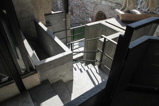 Музей Castelvecchio в Вероне.