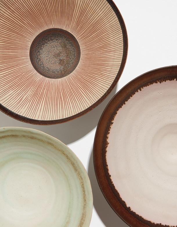 Westminster Group of Lucie Rie.