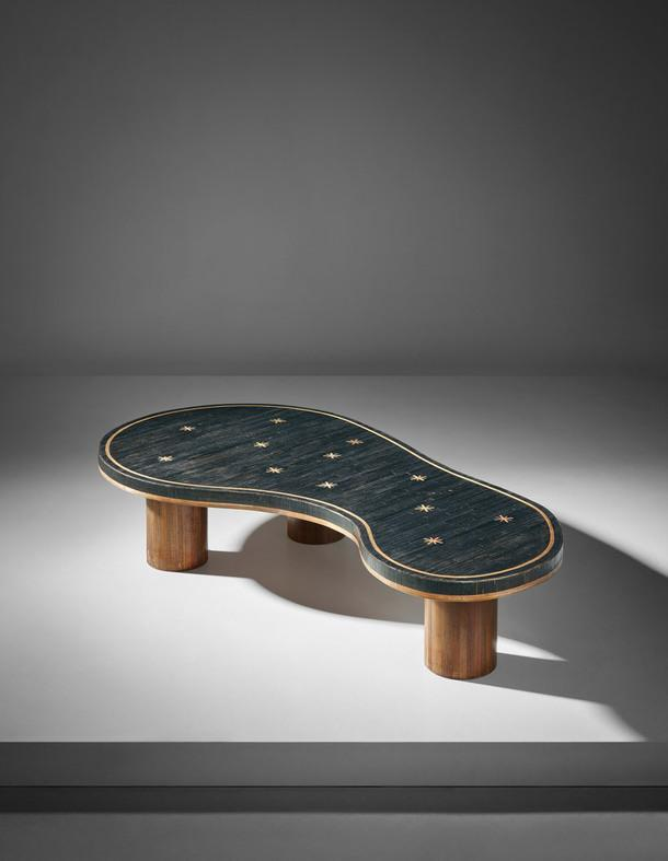 Jean Royere, Flaque Low Table.