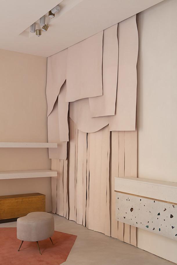 Ремесленный минимализм: фэшн-бутик в Мадриде