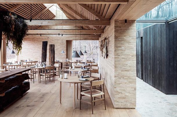 Ресторан Noma 2.0 в Копенгагене