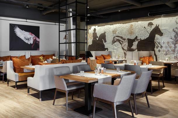 Ресторан современной кухни DA в Калининграде
