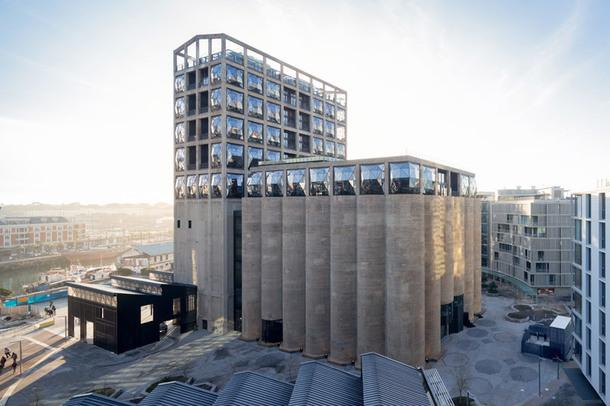 Zeitz MOCAA by Heatherwick Studio. Photo: Iwan Baan.