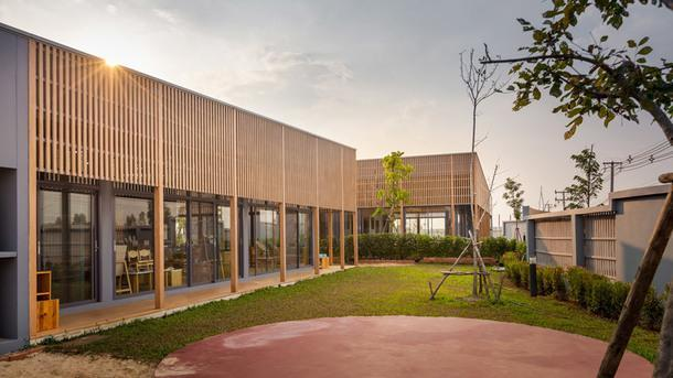 Школа Ratchut в Таиланде