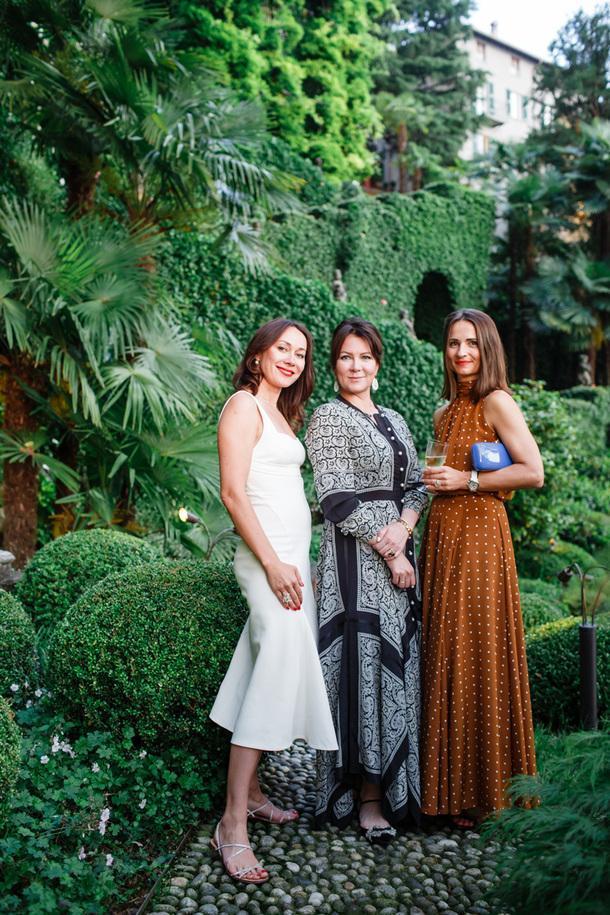 Дизайнеры Гуля Галеева, Марина Филиппова и Наталья Маслова.