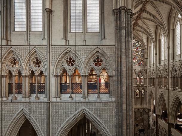 Вестминстерское аббатство открывает Бриллиантовую королевскую галерею для посетителей
