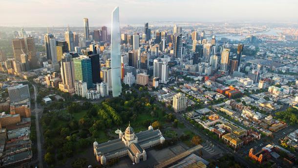 Небоскреб Magic в Мельбурне
