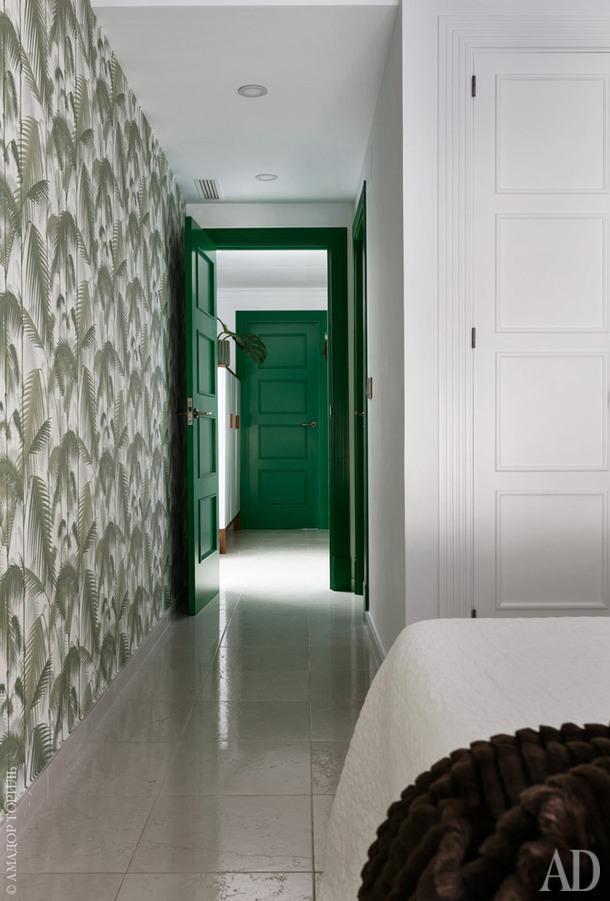 Зеленая квартира в Испании