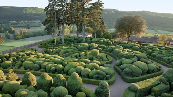 5 самых необычных садов Европы