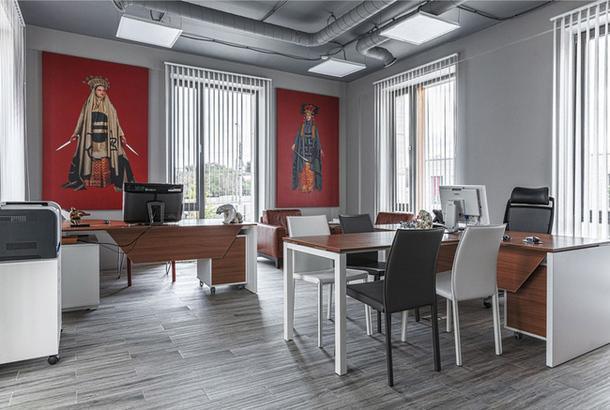 7 офисов с необычными интерьерами в Москве