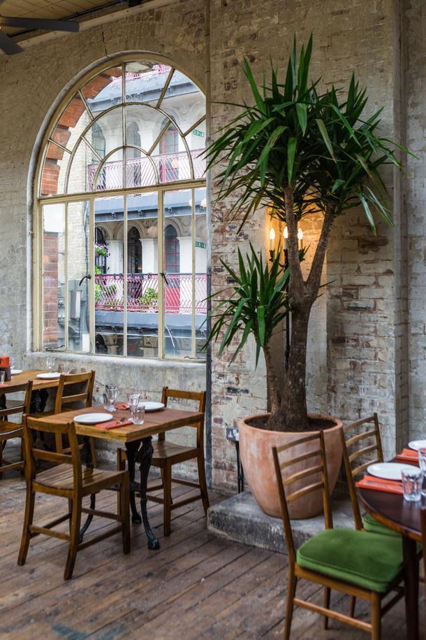 Аутентичный португальский ресторан в Лондоне