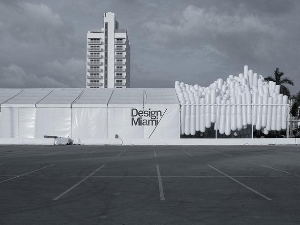 Проект Drift на Design Miami, 2012.