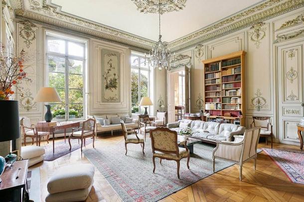 #чтобятакжил: 5 изысканных квартир в Париже