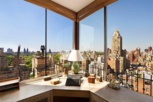 #чтобятакжил: 5 пентхаусов в Нью-Йорке