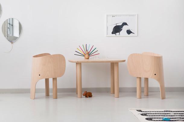 Детский гарнитур в виде слона