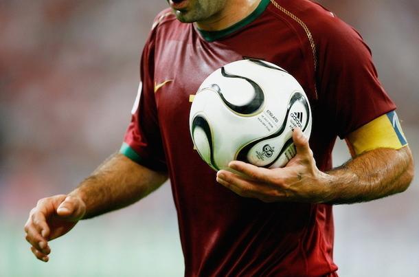 Мяч с Чемпионата мира в Германии, 2006 год<br /> Getty Images, AFP/East News