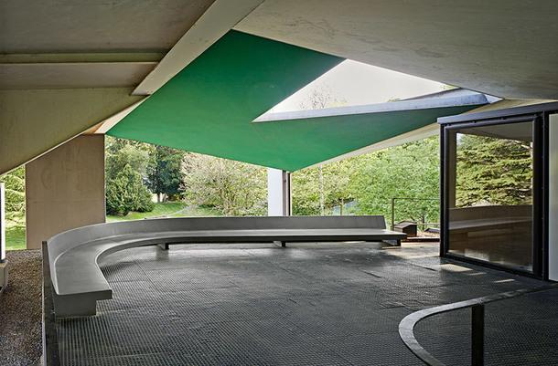 Дом-легенда: павильон Ле Корбюзье