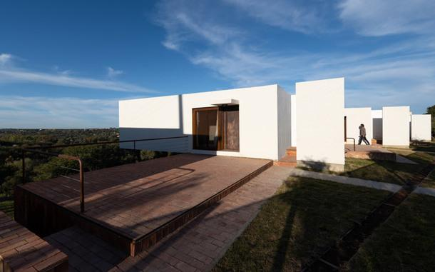 Дома-коробки: необычный жилой комплекс в Аргентине