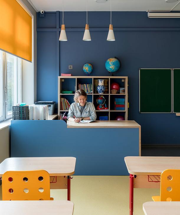Инновационный класс в московской школе