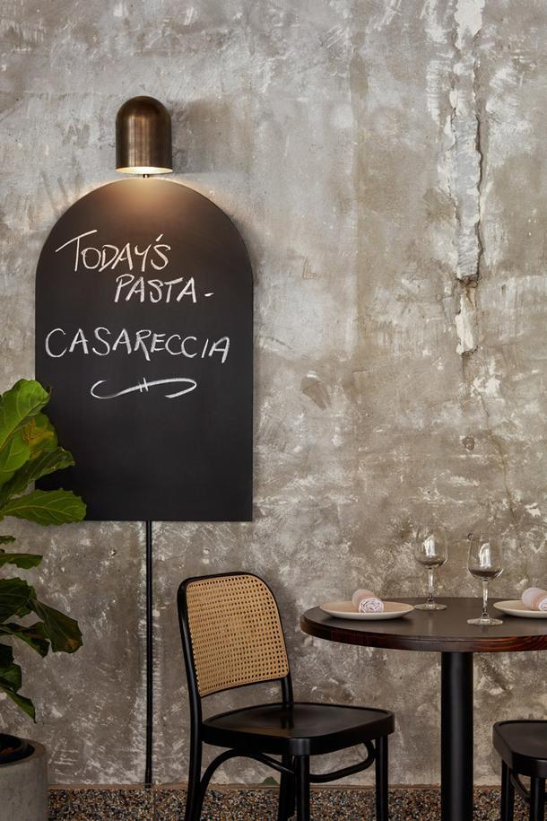 Итальянский паста-бар в сердце Мельбурна