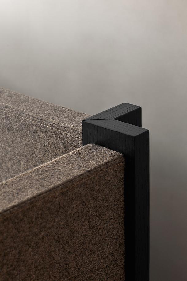 Как изменить интерьер с помощью ширмы: идея от шведской студии Note Design