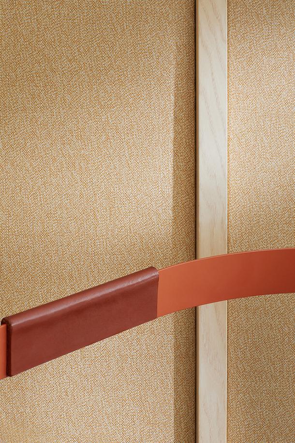 Как изменить интерьер с помощью ширмы: идея от японской студии Note