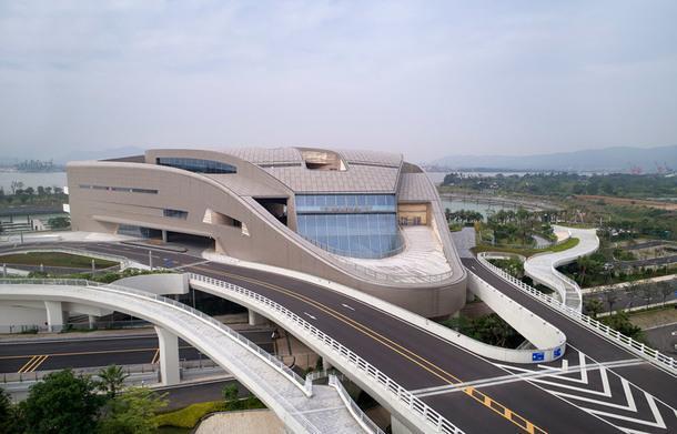 Клубный дом Marina в Китае
