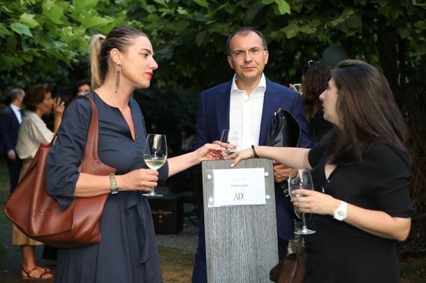 Федерика Куаиа с мужем, Oasis, Мария Приворотская, AD.