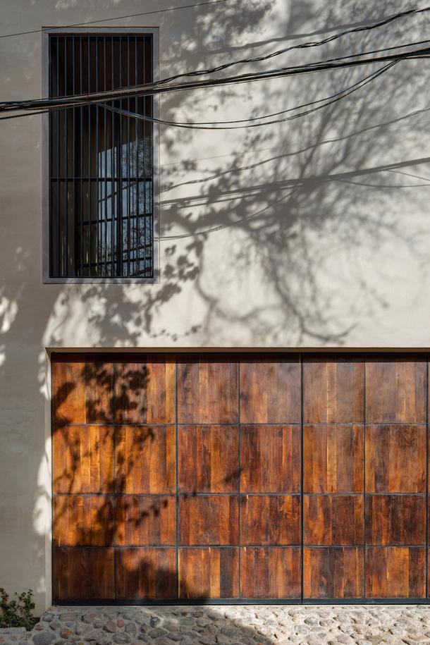 Колониальный домик для пожилой пары в Мексике