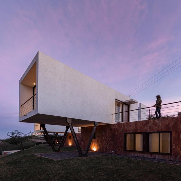 Комплекс домов в Аргентине