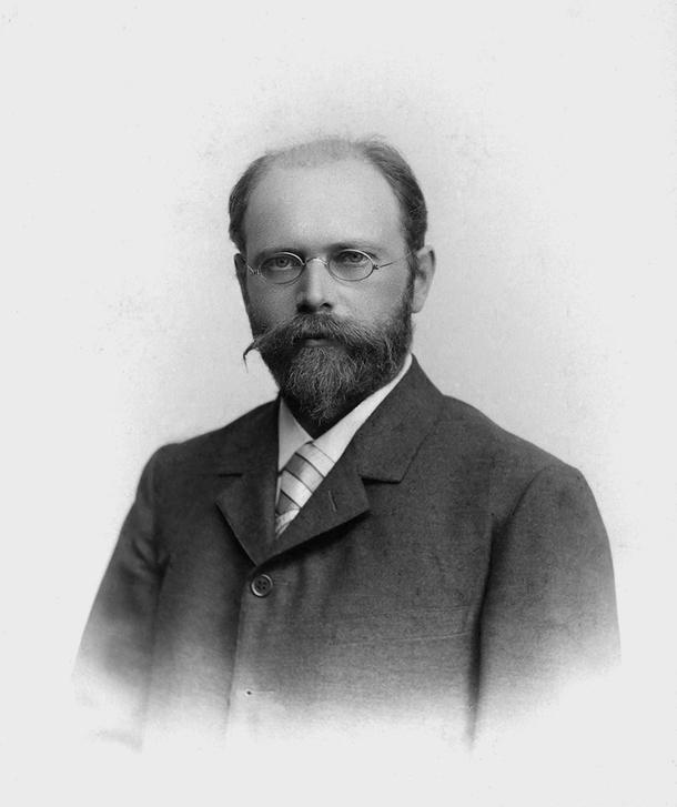 Портрет Сильвио Данини.