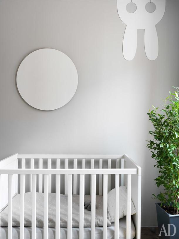 Фрагмент детской комнаты.