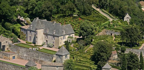 Ландшафтный дизайн: фото 5 самых необычных садов Европы