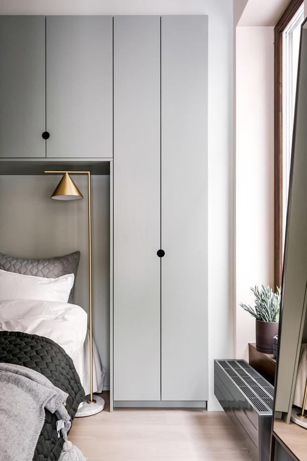 Маленькие квартиры в новом жилом комплексе в Стокгольме