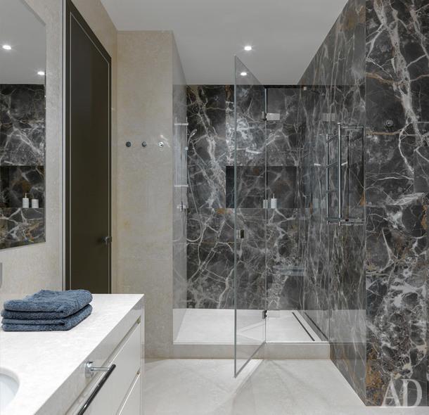 Ванная комната. Подстолье для раковины, Lorigine; сантехника, Technobili.