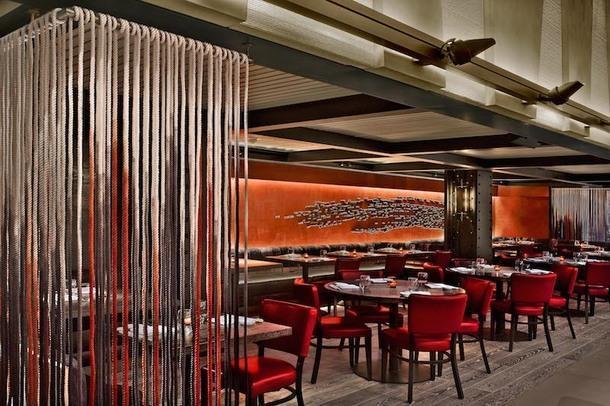 Новый интерьер ресторана Nobu в Нью-Йорке