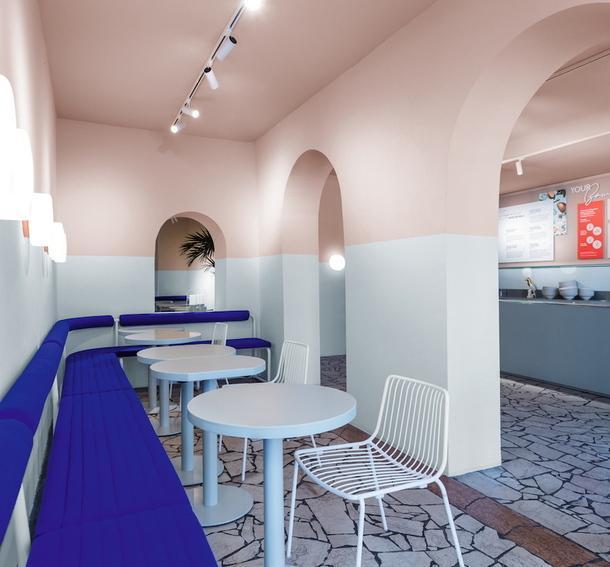 Новый ресторан L.A. Poke в Берлине