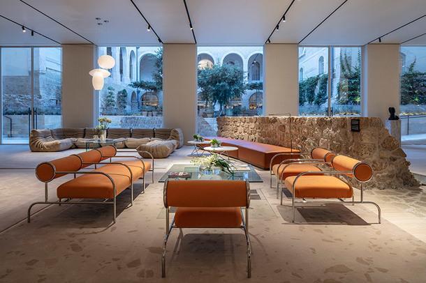 Отель в Тель-Авиве по проекту Джона Поусона