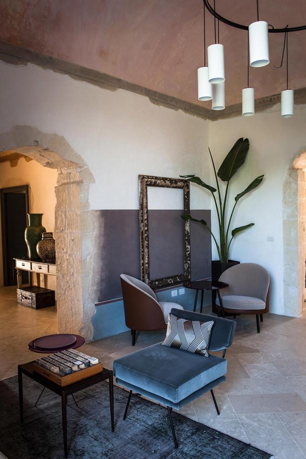 #отпускпообмену: cтаринная усадьба на Сицилии