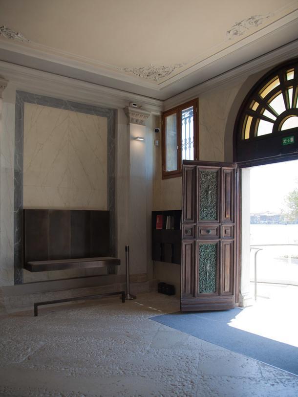 Палаццо Дзаттере: штаб-квартира арт-фонда V-A-C в Венеции