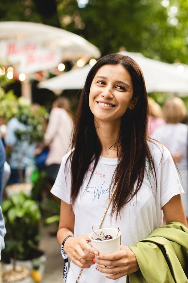 Актриса Равшана Куркова.