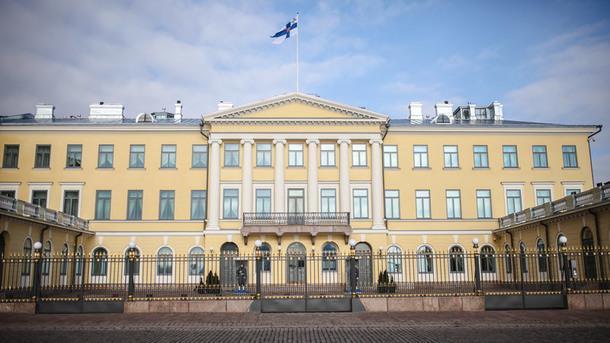Matti Porre / Канцелярия президента Финляндии.