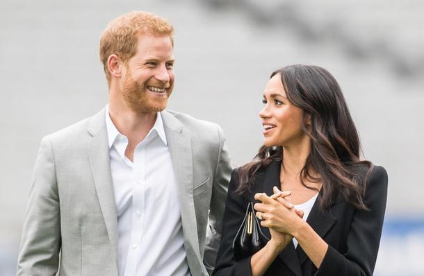 Принц Гарри и Меган Маркл переезжают в старинное поместье